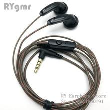 Оригинальные Внутриканальные наушники RY4S, 15 мм, Hi Fi наушники с качественным звуком (наушники MX500), гибкий Hi Fi кабель 3,5 мм