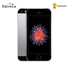 Refurbished Original Apple iPhone SE Mobile Phone 4G LTE Touch ID WIFI Dual Core 4.0 Inch 12MP GPS iOS 2G RAM A1723 A1622