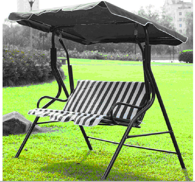 3 Person Outdoor Swing Seat Patio Hammock Furniture Bench  sc 1 st  AliExpress.com & 3 Person Outdoor Swing Seat Patio Hammock Furniture Bench-in ...