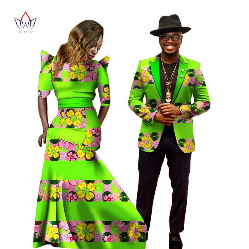 Afrikanske kjoler til kvinner Afrikansk kjole Bazin Riche Kvinner - Nasjonale klær - Bilde 2