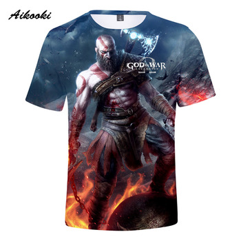 Gaming shirts T shirt Men/Women Tshirt 3D Print 2018