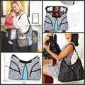 Новый дизайн пеленки младенца сумки для мамы ребенка путешествия мумия подгузник сумки Bebe организатор коляска сумка для для Беремен мешок