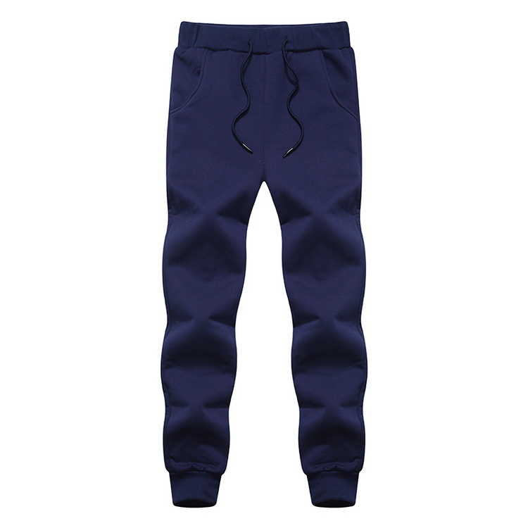 Grandwish Big Size Mens Joggers Winter Thick Fleece Pants Men Solid Pants velvet men jogger casual pants Plus Size L - 8XL,DA942 9