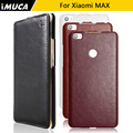 For xiaomi mi max Leather Phone Case Protective Cover for Xiaomi mi Max Phone Housing Shell imuca brand case with retail bags