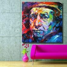 Rembrandt Portrait Poster