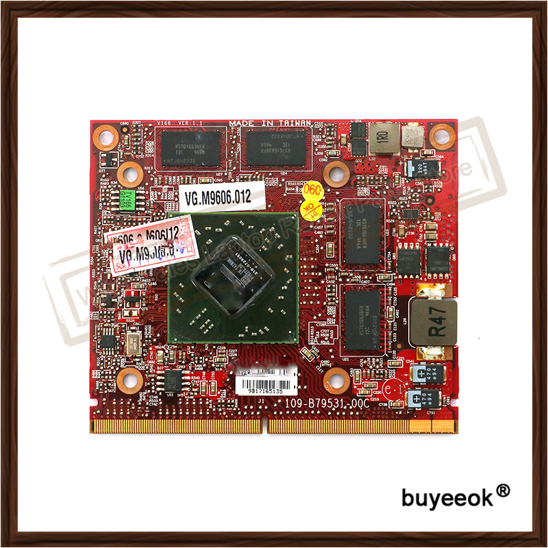 Original HD4670 1G 216-0729051 Graphic Card For ACER 8935 5735 5935 Z5610 Lenovo B505 B500 Display Video Card GPU Replacement original used gtx 260m gtx260m 1g g92 751 b1 graphic card for dell m15x m17x display video card gpu replacement tested working
