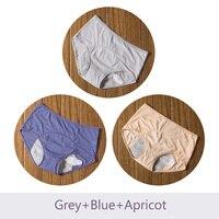 Grey Blue Apricot