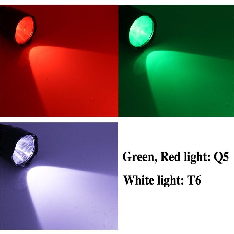 Lanternas e Lanternas tática t6 poder do hight Suporte ao Dimmer : Única Lima
