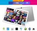 Новое Прибытие 10.1 ''Cube T12 3 Г Телефонный Звонок Tablet PC 1280x800 Android 6.0 MT8321 Quad Core WCDMA Bluetooth Двойная Камера 1 ГБ/16 ГБ