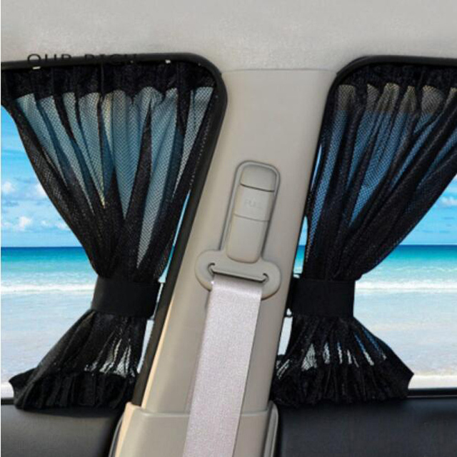 Curtains Ideas car window curtain : Aliexpress.com : Buy 2PCS 70*47CM Big Size car sun shade Car ...
