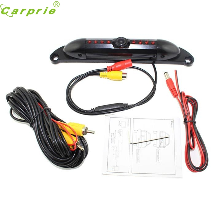 Car camera 2018 hot Auto New Licence Plate Waterproof Rearview Mirror new High q