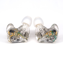 Moondrop A8 DD+BA 8Unit Driver HiFi In-Ear Earphone Public Template Earphones with Detachable Cable Knowles Armatures