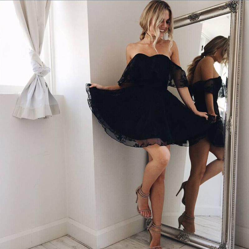 HTB1AnxTcDTI8KJjSsphq6AFppXaK - FREE SHIPPING Women Formal Lace Mini Dress Prom JKP317