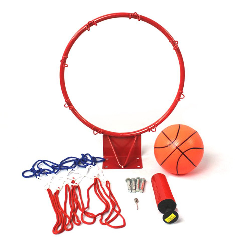 Tovar Indoor Outdoor Hanging Wall Mounted Basketball Hoop