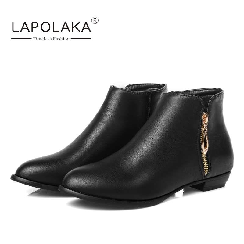 Compare Prices on Women Dress Boots Low Heel- Online Shopping/Buy ...