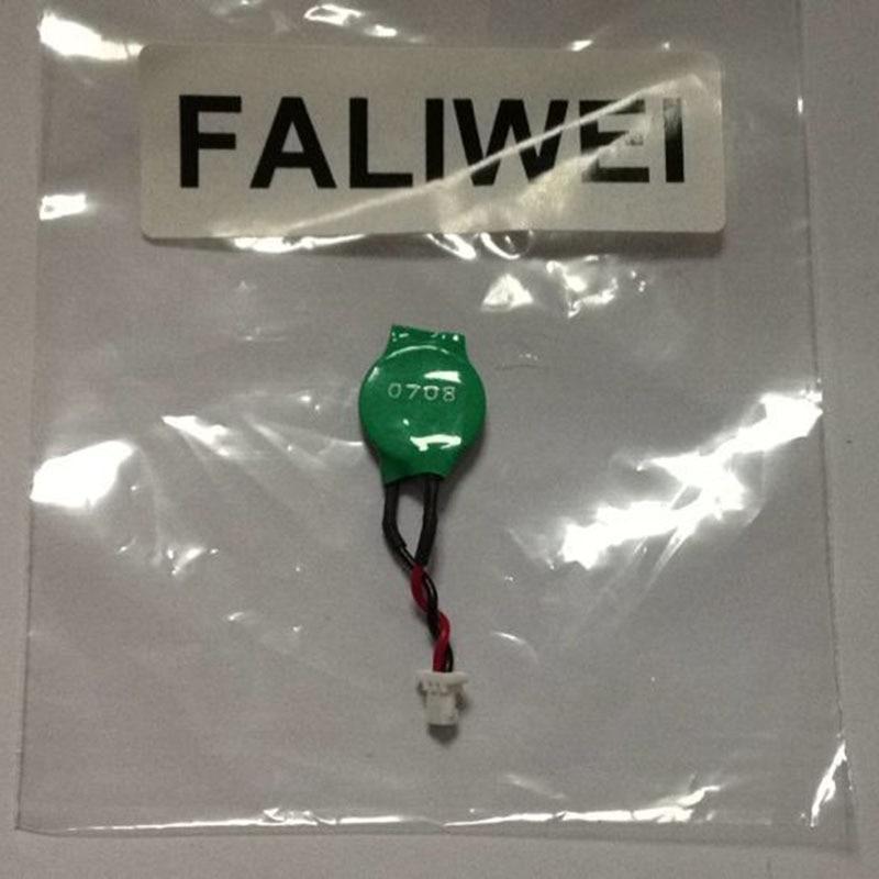 1 pçs/lote ml1220 ml 1220 recarregável 3 v, cmos rtc bateria com cabo bios backup/envio rápido