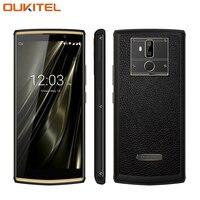 Original Oukitel K7 Mobile Phone 6.0 18:9 Display 4GB RAM 64GB ROM MT6750T Octa Core Android 8.1 10000mAh Fingerprint Smartpone