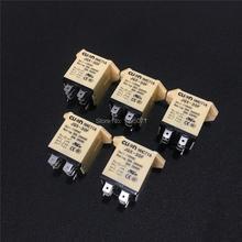 5 adet JQX 30F 2Z 30A HHC71A Yüksek güç rölesi 12VDC 24VDC 110VAC 220VAC Elektromanyetik Röleler JQX 30F 2Z 8 Pin DPDT 2NO 2NC