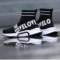 OLOMLB Fashion Sneakers Women Shoes Trainers Platform White Sneakers Mesh Ladies Casual Couple Shoes zapatillas de mujer Size 45