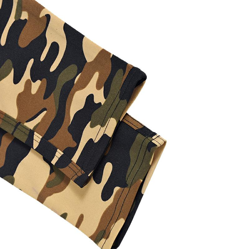 IOLPR New leggings women 3D Digital printing camouflage leggings fitness Push up hip elastic casual pants in Leggings from Women 39 s Clothing