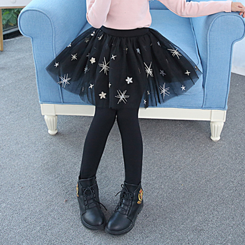 02aa0b1a070 Detail Feedback Questions about Autumn Spring Girls Leggings With Skirt  Cotton Skirt Pants For Girls Cotton Kids Trousers Toddler Baby Pantskirt on  ...