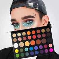 ZHENDUO 39 Colors New shimmer matte glitter Eyeshadow Palette long lasting natural beauty Makeup Eye shadow Palette