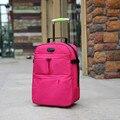 Novos homens e mulheres viajam saco do trole saco de bagagem de mão de grande capacidade de viagem saco de viagem de bonde