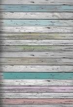 купить Laeacco Grunge Planks Board Colorful Texture Scene Baby Photography Background Customized Photographic Backdrop For Photo Studio дешево