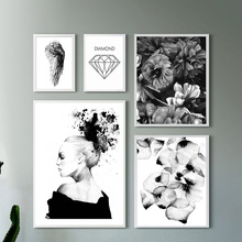 Black and White Posters for Wall Decor