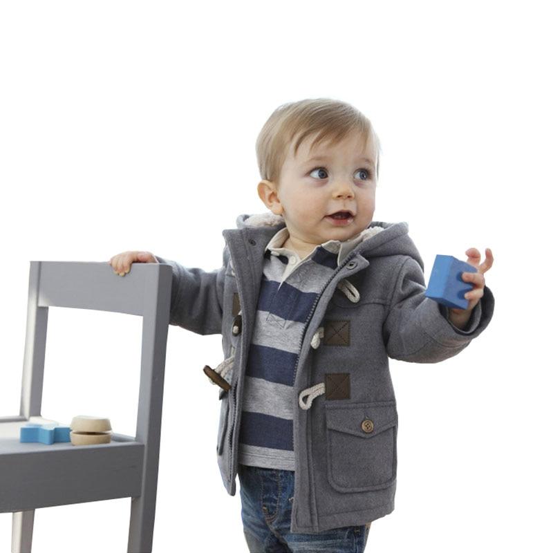 cb1131651 Baby Boys Jacket 2018 Autumn Winter Jacket For Boys Coats Kids Warm ...