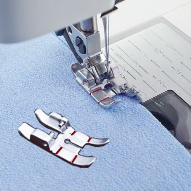 40040 Inch Patchwork Quilting Foot For Pfaff Sewing Machine With IDT Cool 1 4 Inch Sewing Machine Foot