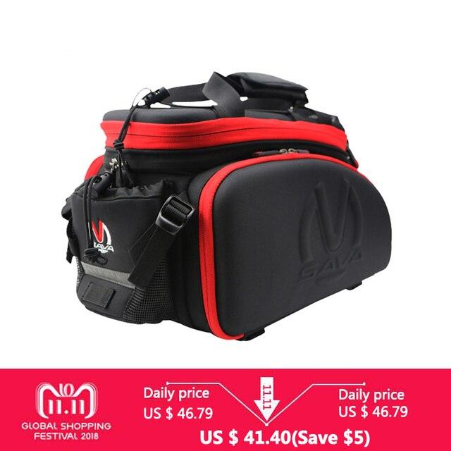 SAVA 35L универсальная велосипедная сумка для багажника сумка для велосипеда fietstassen велосипедная дорожная велосипедная сумка для багажа Сумка-переноска Pannier alforjas bici