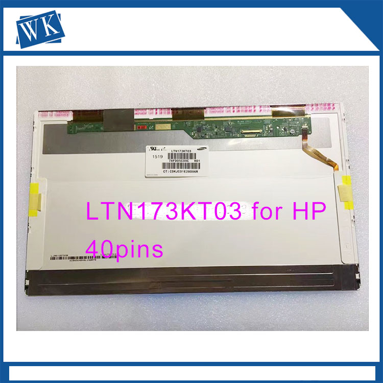 цена Free shipping 17.3LED LTN173KT03 for HP Pavilion 17.3