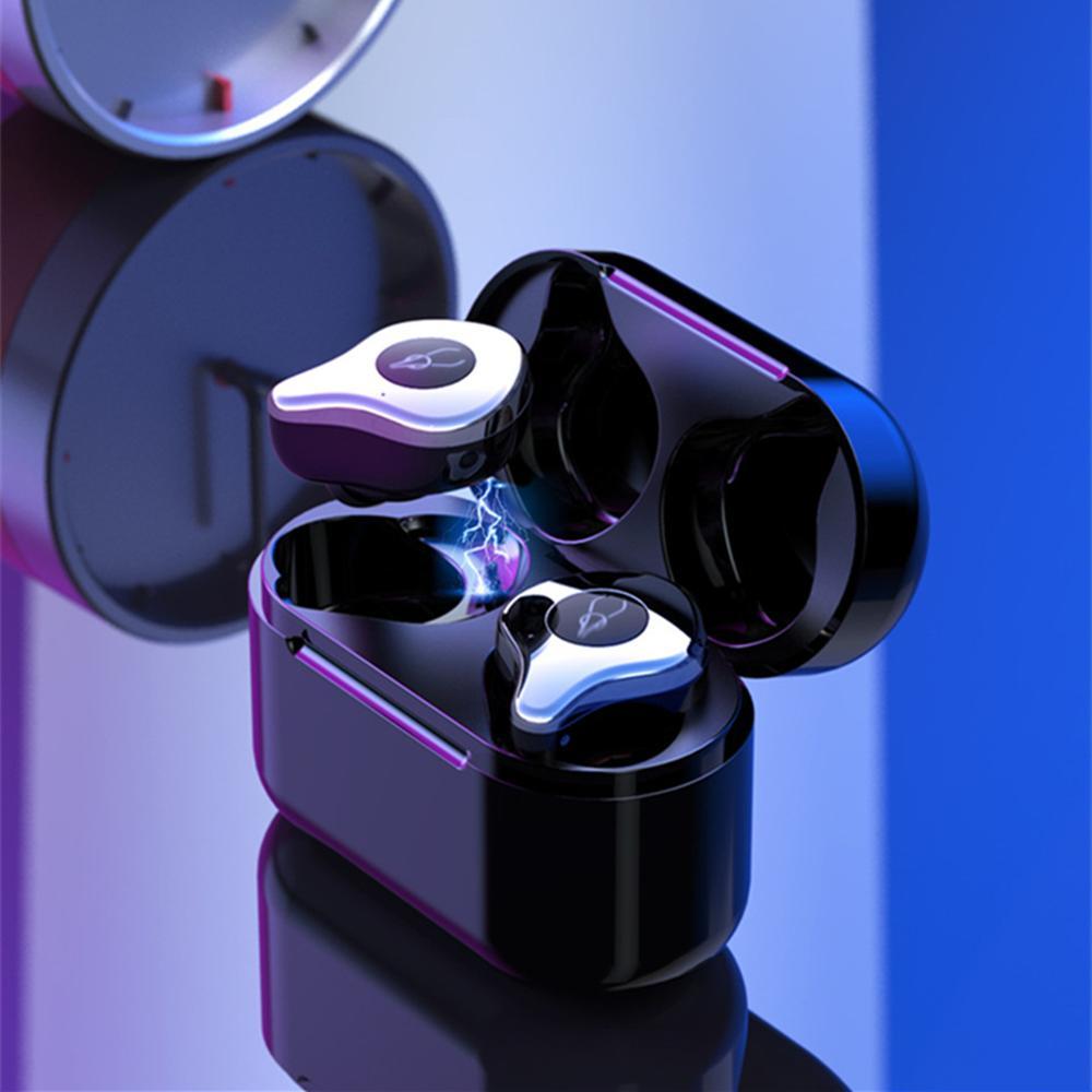 Sabbat x12 pro BLuetooth écouteurs Port sans fil sans fil écouteurs stéréo inear Bluetooth 5.0 étanche sans fil écouteurs écouteurs