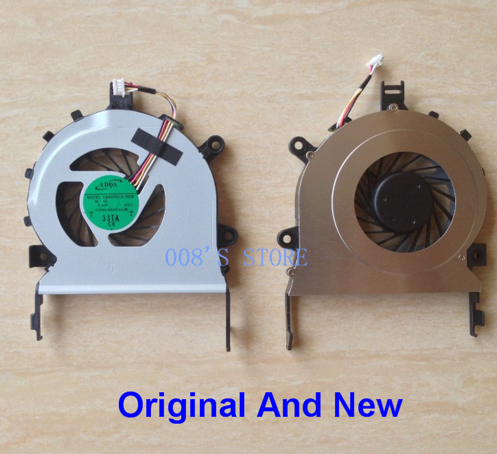 Brand New Laptop CPU Fan For <font><b>ACER</b></font> Aspire 4553 4625G 4745 4745G 4820 4820T <font><b>4820TG</b></font> 5745 5820TG AB8005HX-RDB ZQ1 DC 5V 0.5A image