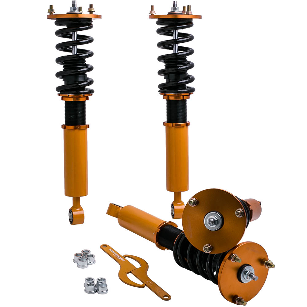 Coilover Suspension Kits For Lexus 2001 2006 LS 430 LS430 UCF30 XF30 Shock Absorbers|Shock Absorber& Struts| |  - title=