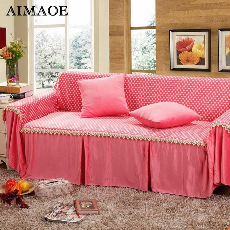 2016 New The New Short Plush Sofa Sets Home Textile Sofa