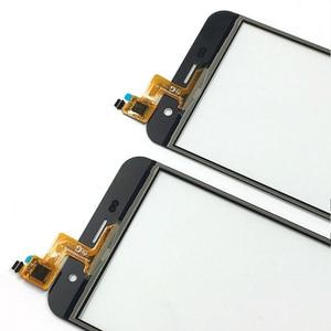 Image 5 - Сенсорный экран для Prestigio Muze B3 PSP3512DUO PSP3512 DUO, переднее стекло, объектив, внешний сенсорный экран с бесплатной наклейкой 3m