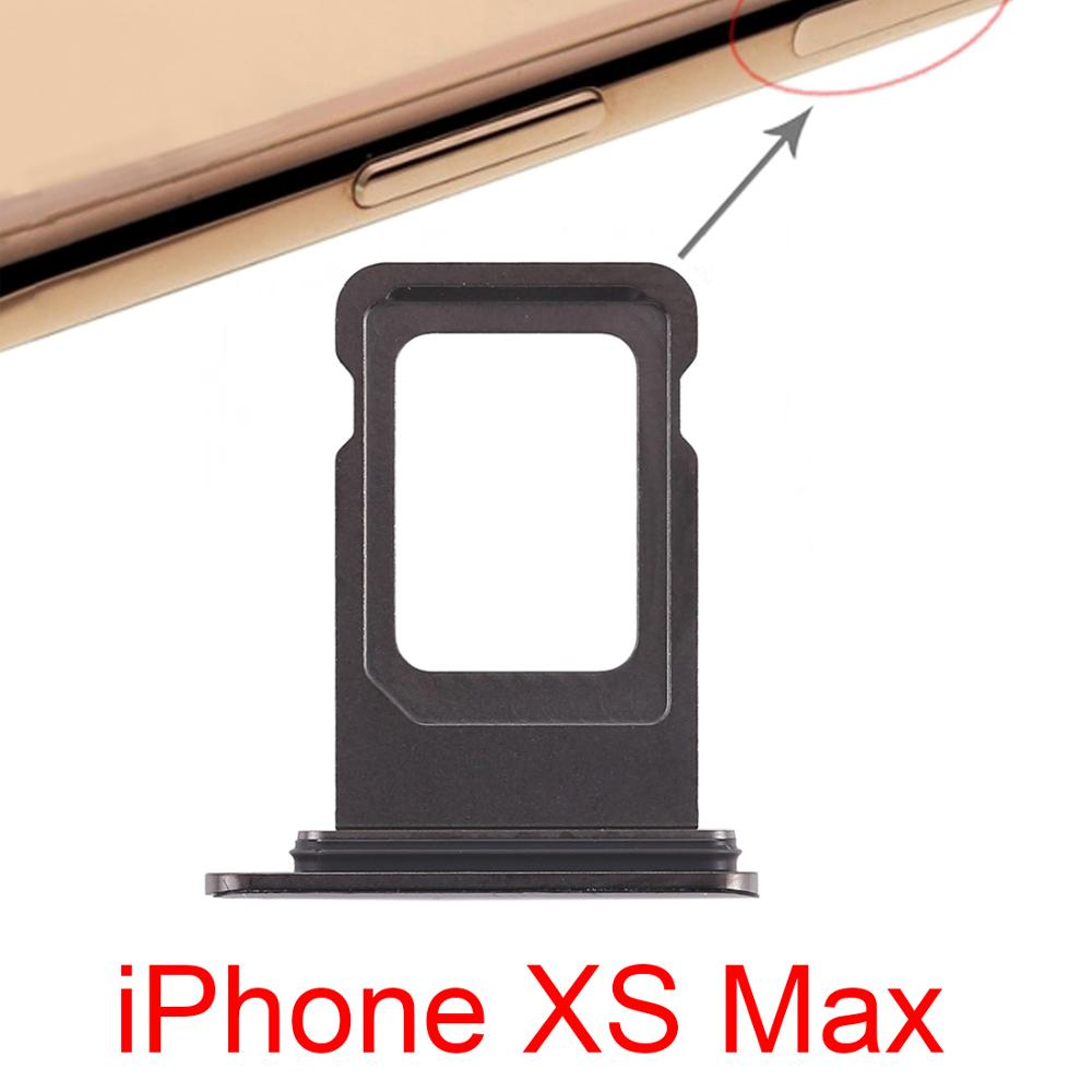 For IPhone XS Max  Double SIM Card Tray (Double SIM Card)
