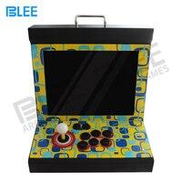 Arcade Video Game Console Table 1299 in 1 Box 5 Arcade Cabinet Mini Machine for 1 Player 15 inch screen