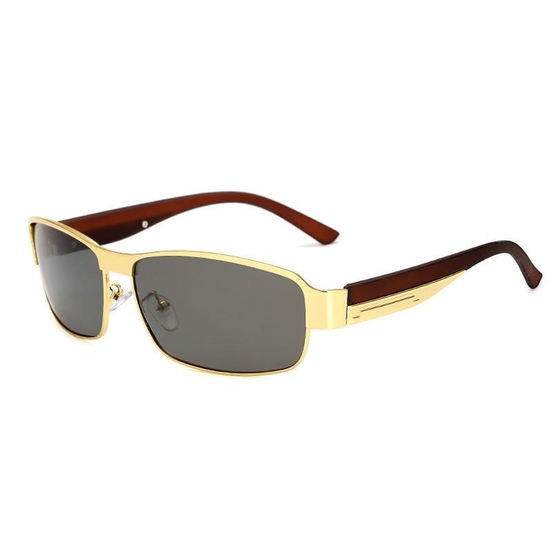 New European and American fashion classic sunglasses men polarized glasses drivers mirror sunglasses CC502