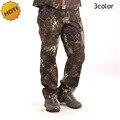 ESDY Projeto Textura de Cascavel Combate Traning Qrain Pítons Camuflagem Calças Largas Homens Selva Militar Carga Calças 3 cores
