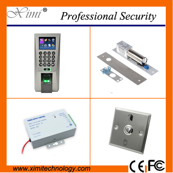 TCP/IP USB high speed fingerprint access control time attendance fingerprint reader door access control system kit gprs real time fingerprint access guard tour system