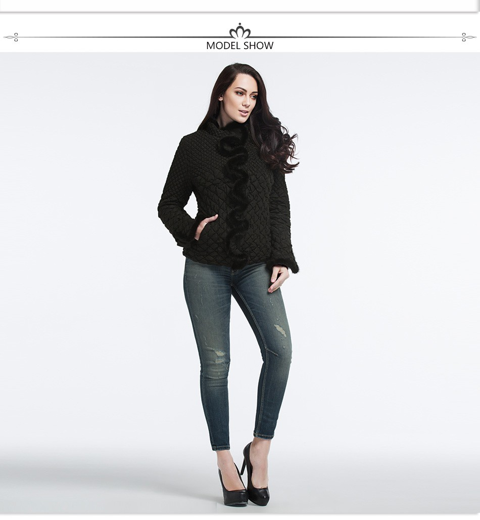 www.virtualstoreusa.com Women Jacket High Quality Elastic Tops Leisure  Winter Mink Coat Women 0119b4aec