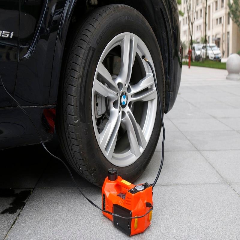 Car Electric Tire Lifting Car Jacks (9)
