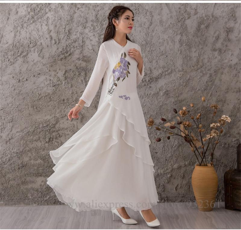 79325710d5a6d7 Womens Fashion Oversized Zoom Witte Chiffon Lange Rokken multi layer Maxi  Rok Wit Zomer Rok 2019 in Womens Fashion Oversized Zoom Witte Chiffon Lange  Rokken ...