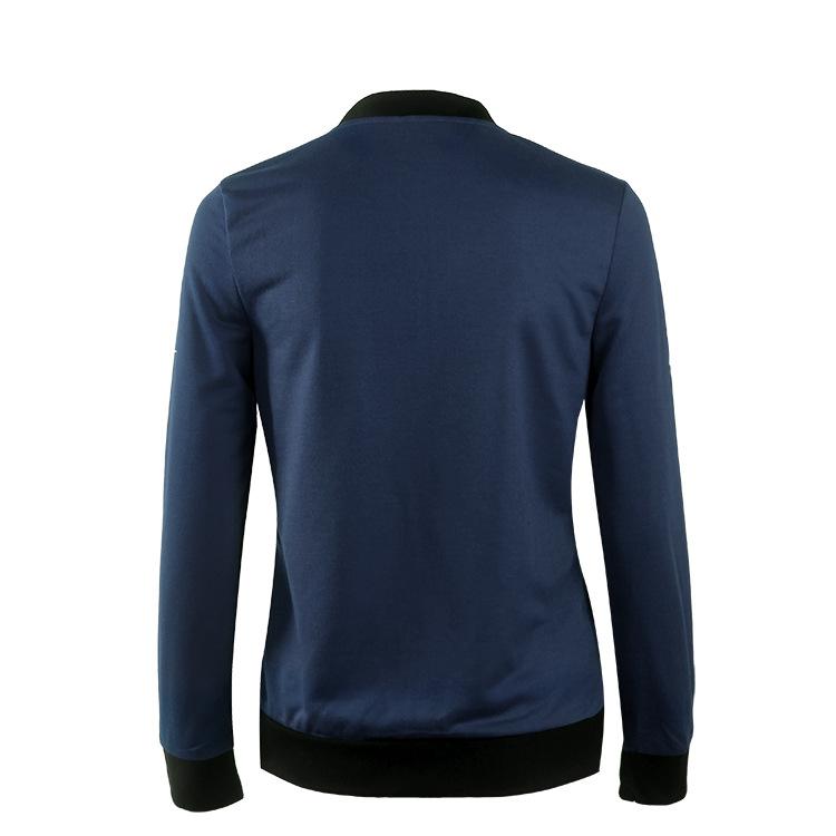 Hot Sprzedaż Jesień Tanie Ubrania Kobiet Małe Krótkie Kurtki Z Długim Rękawem Zipper Fly Outwear Kurtki Płaszcze Slim Cienkie Stylu topy Coat 12