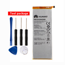 Original HB3543B4EBW Phone Battery For Huawei Ascend P7 P7-L07 P7-L09 P7-L00 P7-L10 P7-L05 P7-L11 2530mAh