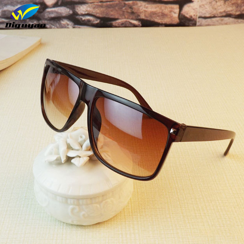 oculos de sol feminino Brand fashion sunglass Square Frame Rivet women men sunglasses glasses lentes de sol mujer Sunglasses
