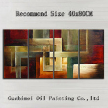 Professional Artist Handmade High Quality Modern Abstract Oil Painting On Canvas For Wall Decoration